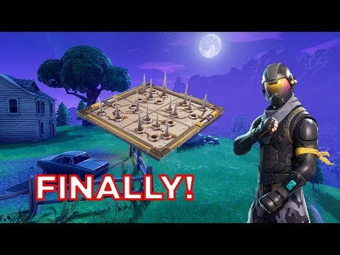 After WEEKS Crutionix FINALLY Gets A TRAP KILL (Fortnite)