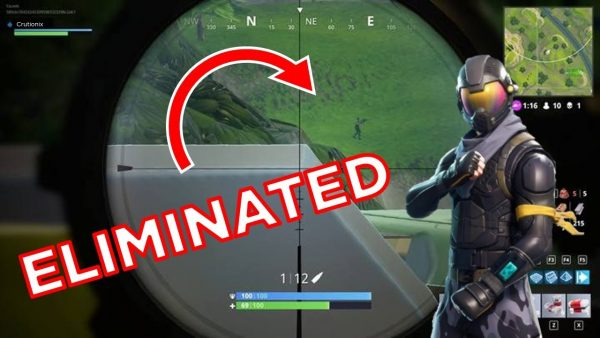 Finishing ELIMINATION CHALLENGES In FORTNITE