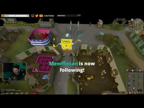 Leveling Up Skills! – Playing Old School Runescape [Casual] | Stream Recap: 12-04-2019